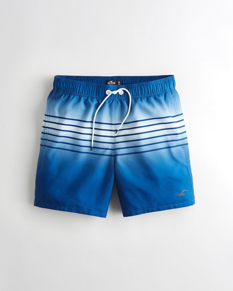 eacdd4c80b Guys Guard Fit Swim Trunk 5 in. | Guys Bottoms | HollisterCo.ca