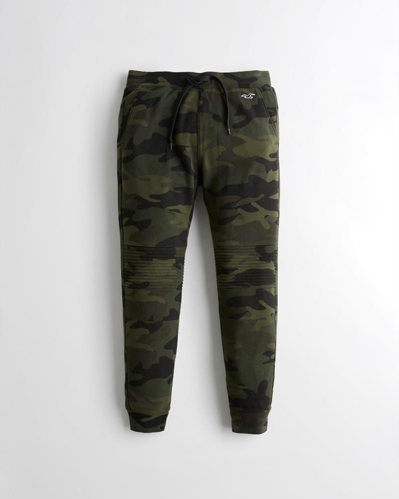 297a31481ae0b Super Skinny Fleece Jogger Pants