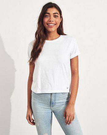 dec0bce1150 Long Sleeve; Short Sleeve; Sleeveless. Must-Have Easy T-Shirt