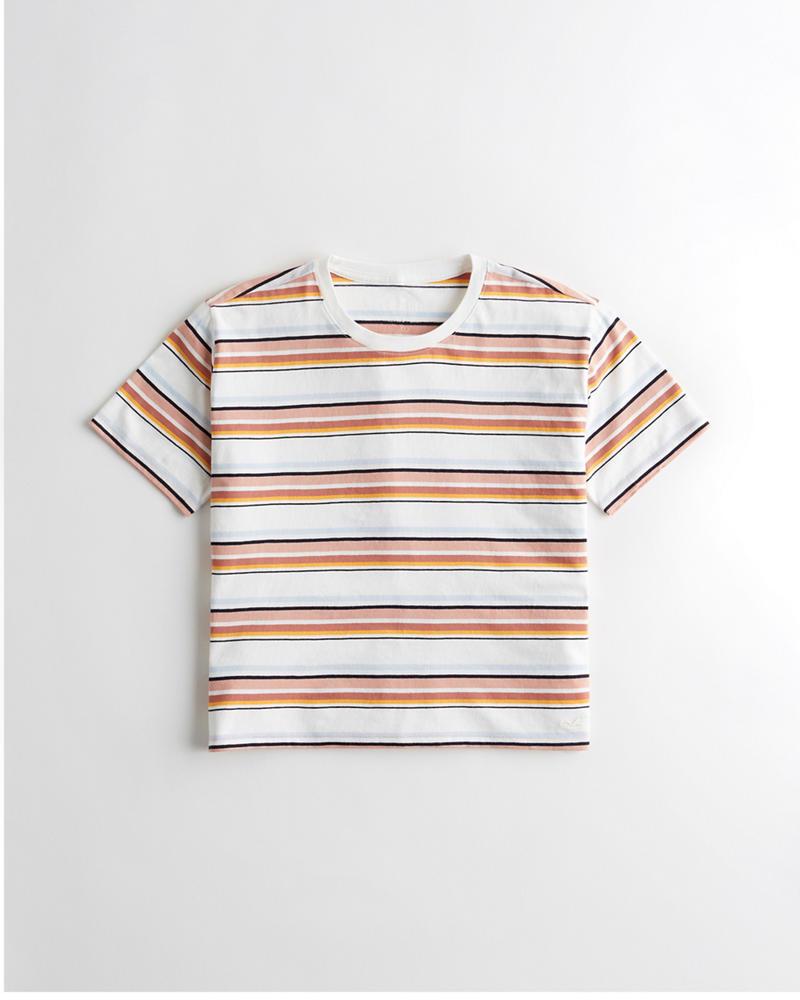 9492b0a6 Girls Must-Have Classic T-Shirt | Girls Tops | HollisterCo.com