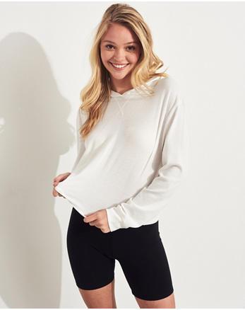 e22184ea5 Girls Long Sleeve T-Shirts | Hollister Co.