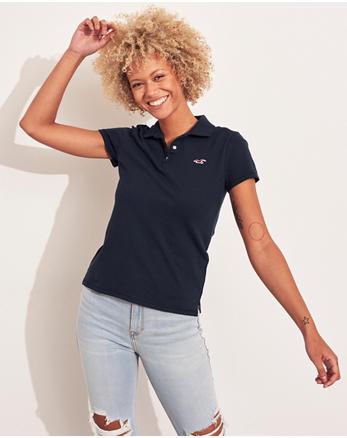 68facce8 Tops - y camisas de chicas | Hollister Co.