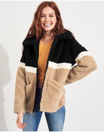 Girls Jackets Coats Hollister Co