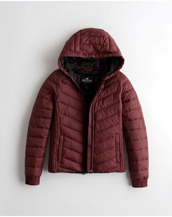 6c627d7523c Lightweight Puffer Jacket