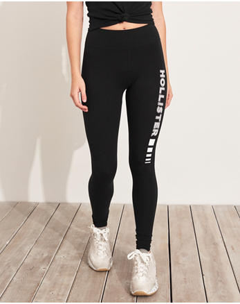 d42c890daf37ab Girls Leggings Bottoms | HollisterCo.com