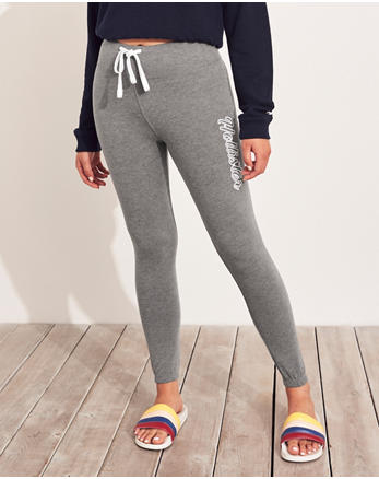 a6b21ac0309558 Girls Leggings Bottoms | HollisterCo.com