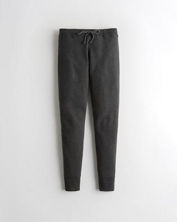홀리스터 플리스 레깅스 Hollister Ultra High-Rise Fleece Leggings