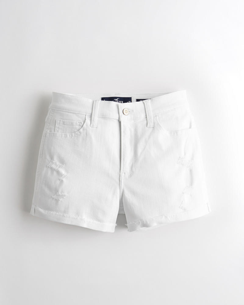 Women's Clothing Clothing, Shoes & Accessories Ladies Select Size 8 Stretch Denim Shorts