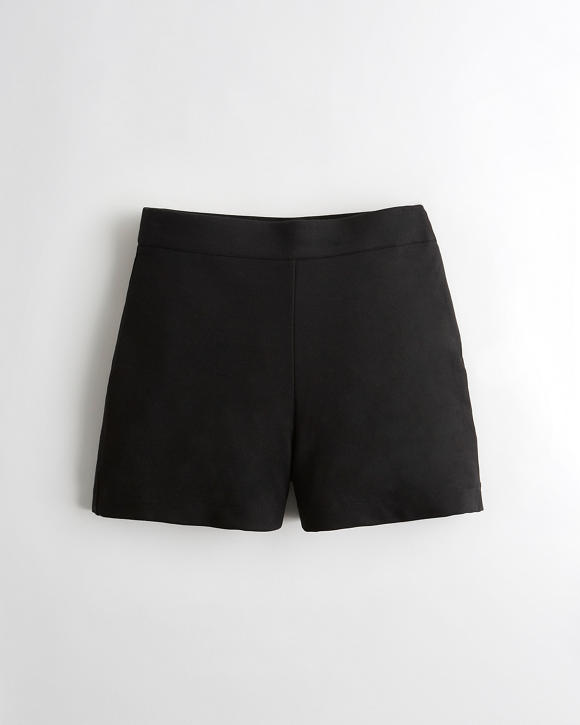 Ultra High Rise Knit Short by Hollister