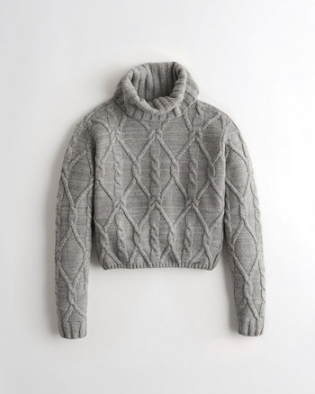 Girls Sweaters Hollister Co