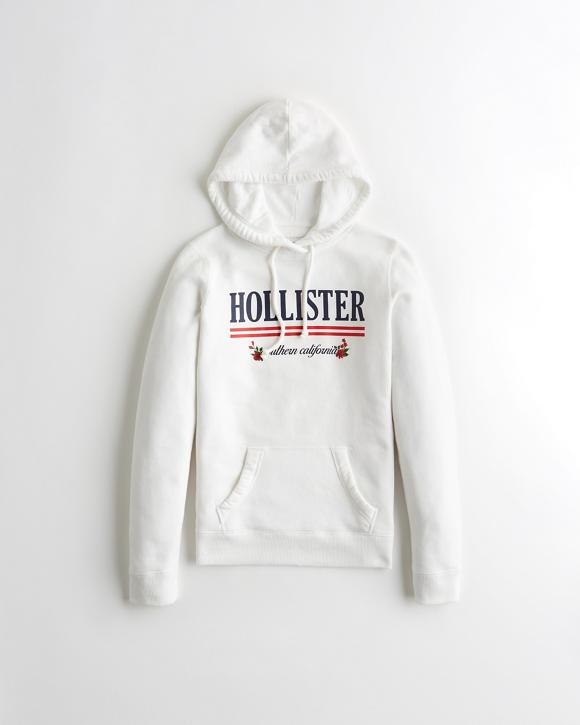 Girls Hoodies Sweatshirts Hollister Co