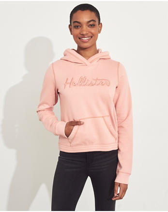 a1144efb Girls Hoodies & Sweatshirts Tops | HollisterCo.com
