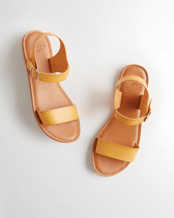 Ankle Strap Sandal by Hollister