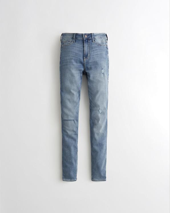 6a08fb8c7 Girls Classic Stretch High-Rise Super Skinny Jeans
