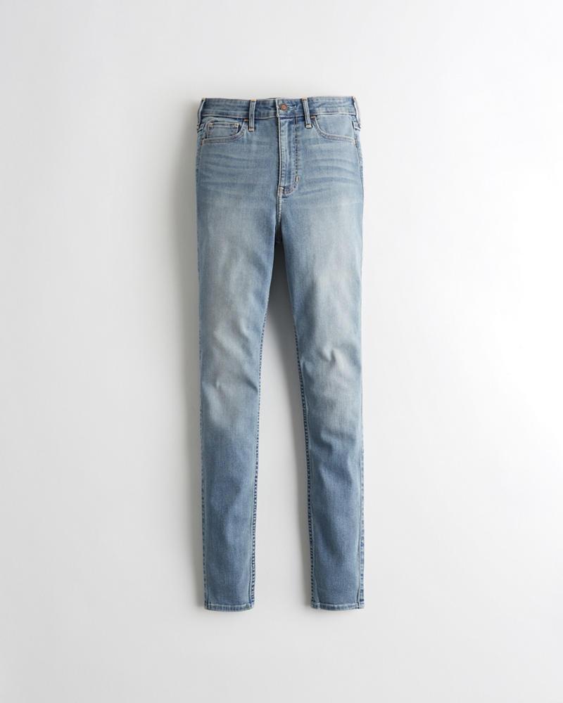 Girls Classic Stretch Ultra High-Rise Super Skinny Jeans  9c3f49ffe748a