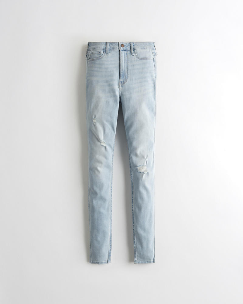 4e9619d4b50 Girls Classic Stretch Ultra High-Rise Super Skinny Jeans   Girls ...