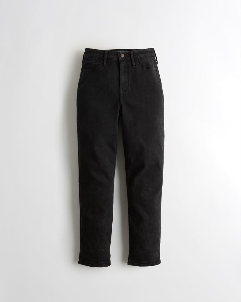 1fa9034fccc3 Classic Stretch Ultra High-Rise Mom Jeans