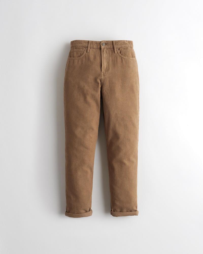 e569dea1bd Girls Ultra High-Rise Corduroy Mom Pants