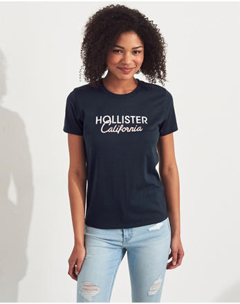 41b71931 Graphic Tees for Girls | Hollister Co.