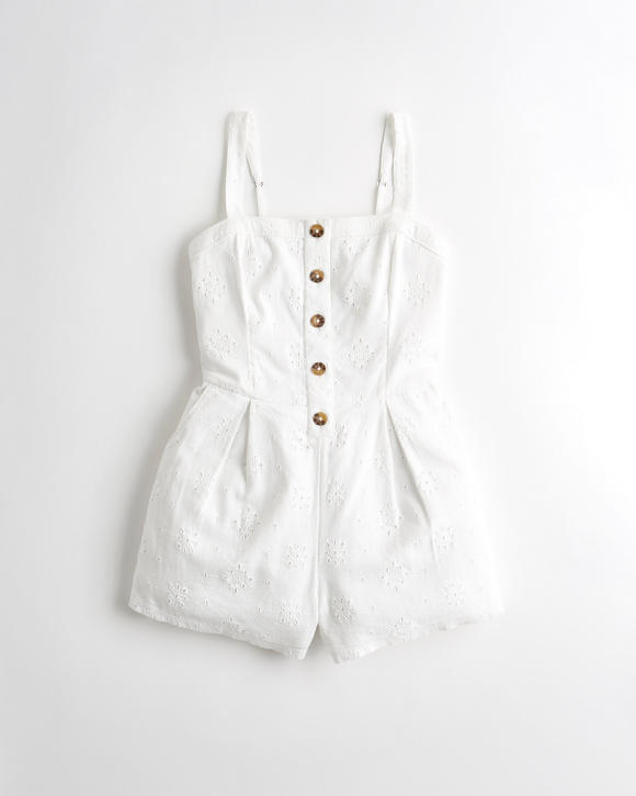 5649f25d681 eyelet-button-front-romper by hollister