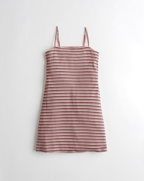 Ribbed Knit Slip Dress by Hollister