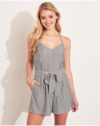280342edefa34 Girls Rompers & Jumpsuits | Hollister Co.