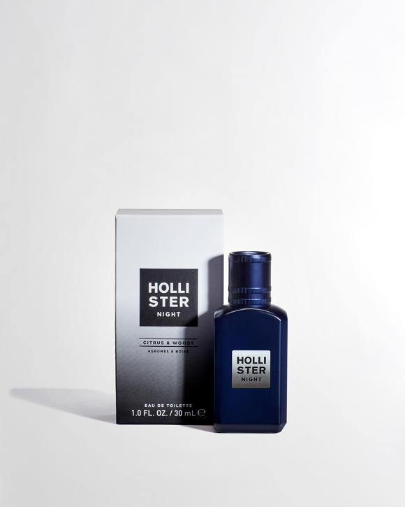 Night Cologne by Hollister