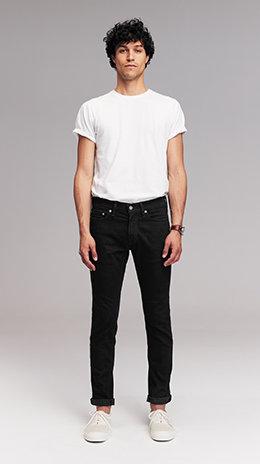 92fed5bb8 Hombre Jeans Partes inferiores | Abercrombie.com