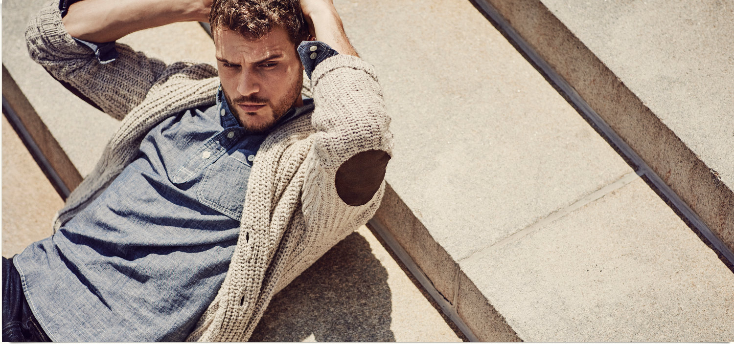 A&F Mens Sweaters