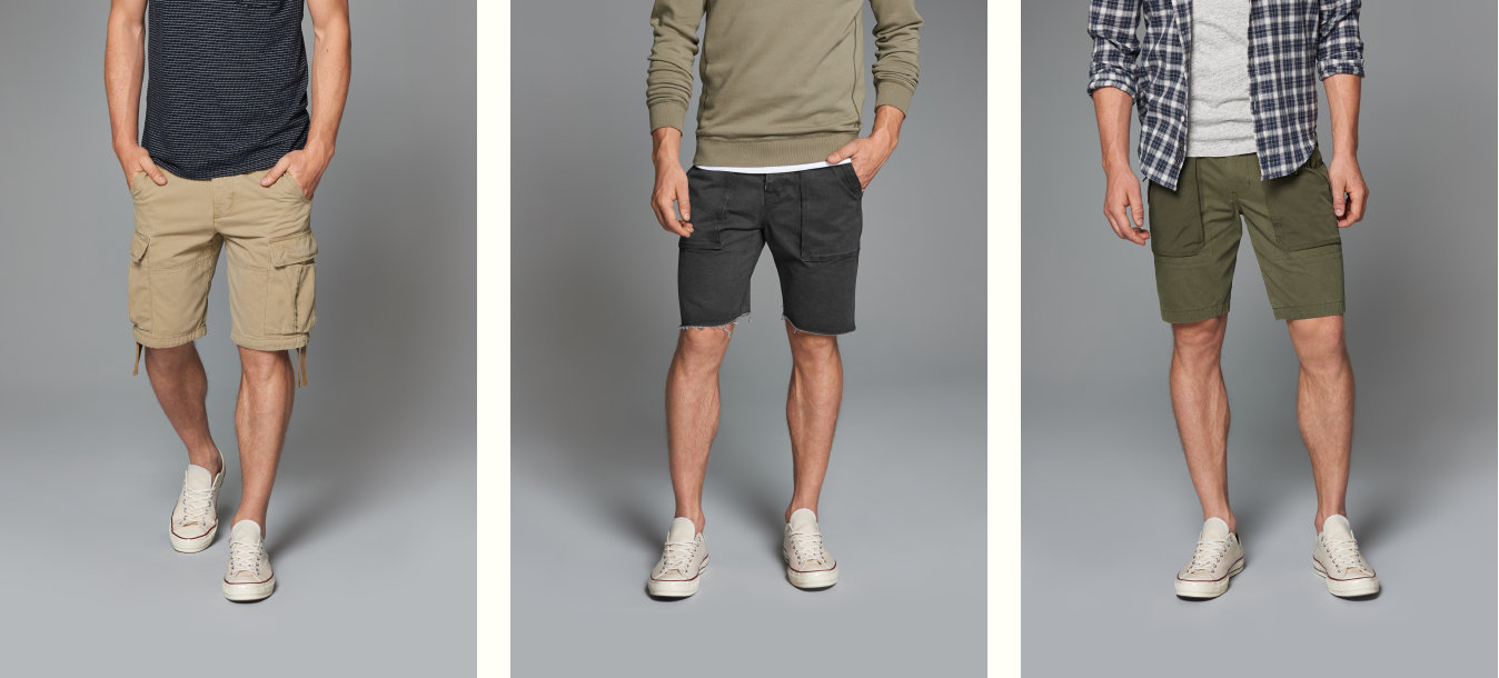 Abercrombie Shorts Sale