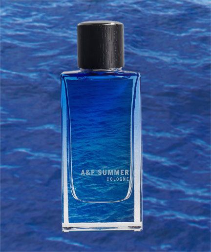 A&F Summer Cologne