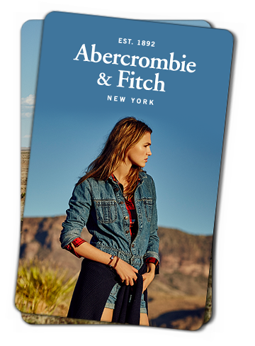 A&F Gift Cards