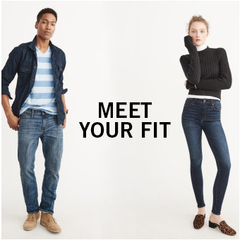 Your New Favorite Jeans. Shop Mens. Shop Womens.