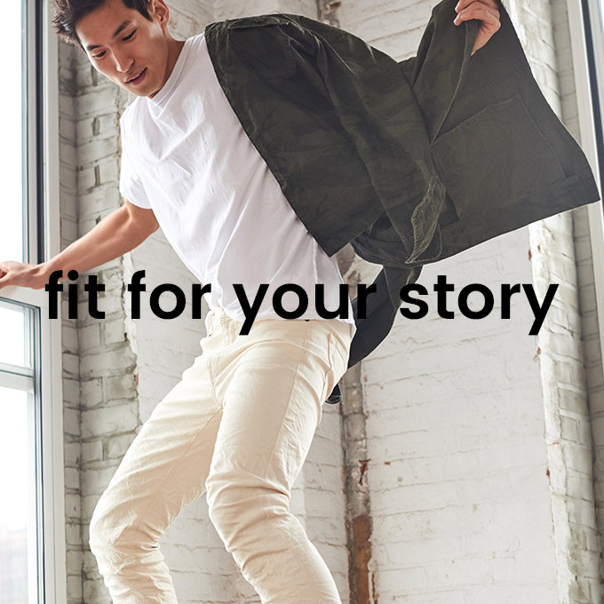 fit your story