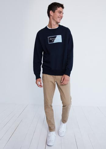 Abercrombie Mens Super Skinny Jeans