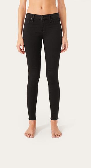 f016a678dcc woman in size 24 low rise jean leggings