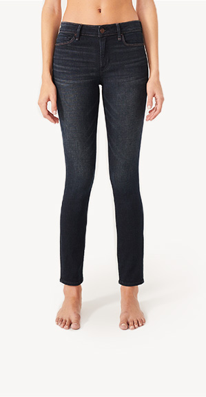 dfbcced4b245 Womens Super Skinny Jeans