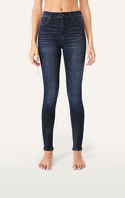 86c451cc58d71 Womens High Rise Jeans