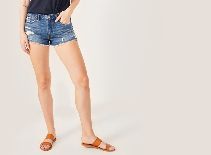 a648d33c09 Womens Shorts | Abercrombie & Fitch