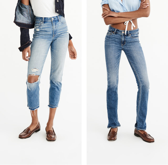 Womens Jeans | Abercrombie & Fitch