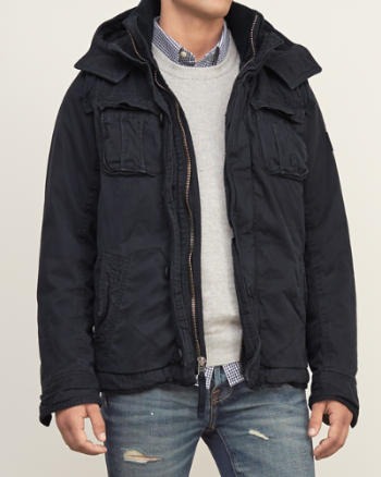 Abercrombie Jacken Bestellen
