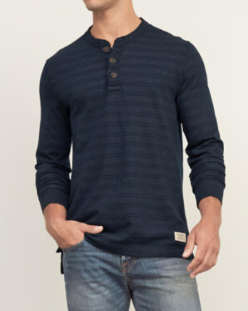 ANF Heavyweight Henley