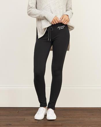 ANF Slim Flegging Sweatpants