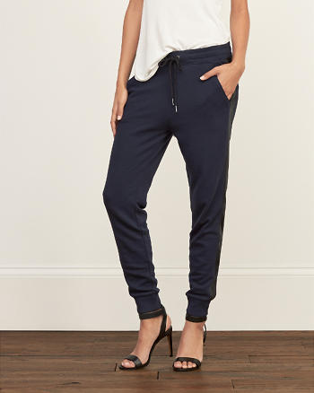 ANF A&F Slouchy Jogger Pants