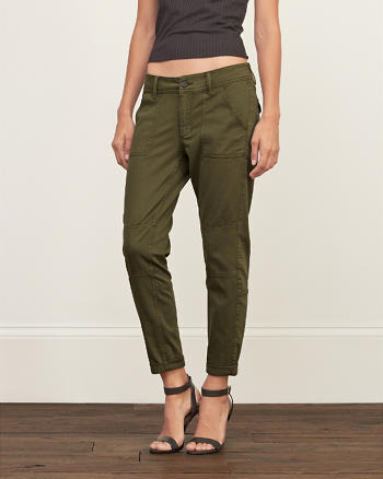 ANF Military Woven Pants