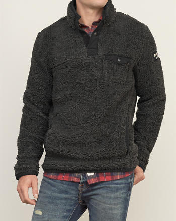 ANF Sherpa Utility Pullover