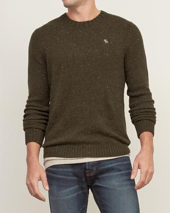 ANF Iconic Crew Sweater