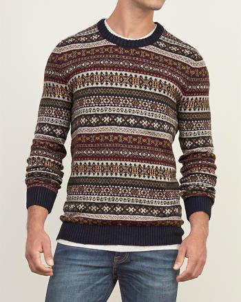 ANF Fairisle Sweater