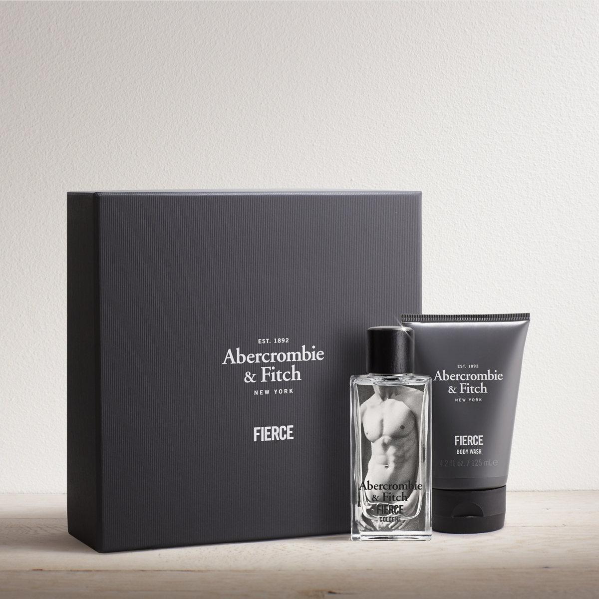 Fierce + Body Wash Gift Set