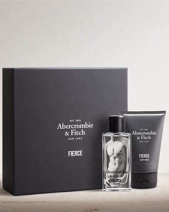 ANF Fierce + Body Wash Gift Set